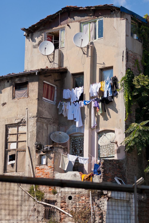 anders-anziehen: Waschtag